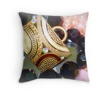 Jewellery, for all occasions Throw Pillow