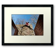 Parkour - 2 Framed Print