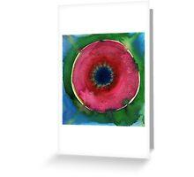 The eye - International Women's Day - Juliette Jeanclaude Greeting Card