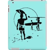 The Endless Summer - logo iPad Case/Skin