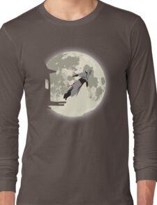 Leap of Faith | Night Long Sleeve T-Shirt