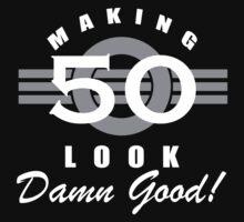 Making 50 Look Good by thepixelgarden