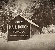 MAIL POUCH TOBACCO BARN by jenperry13