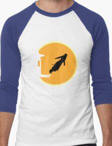 Leap of Faith | Sunset Men's Baseball ¾ T-Shirt