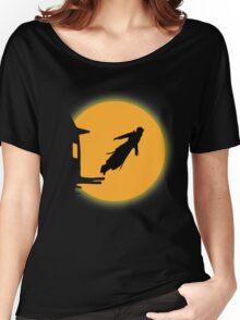 Leap of Faith | Sunset Women's Relaxed Fit T-Shirt