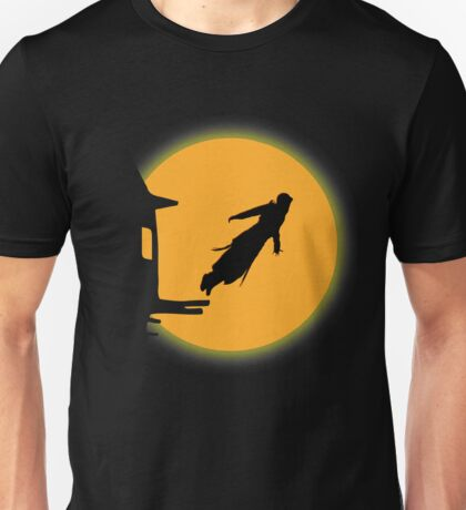 Leap of Faith | Sunset Unisex T-Shirt