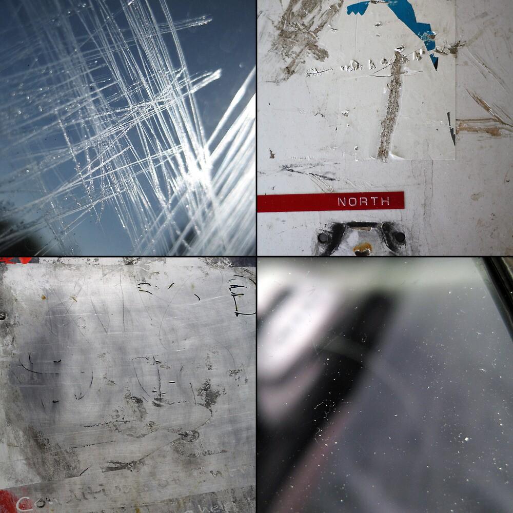 Urban Textures 01 by Steve Leadbeater