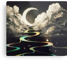 ascending by aurora. Metal Print