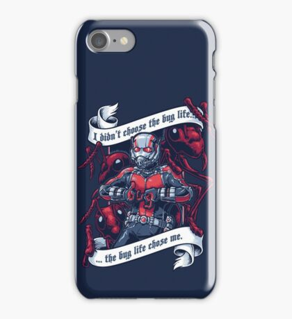 The Bug Life iPhone Case/Skin