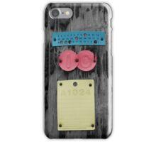 IC - A1024 iPhone Case/Skin