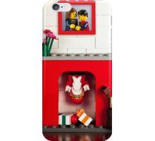 Wrong Way Santa! iPhone Case/Skin