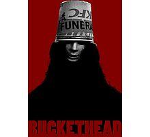 Buckethead Photographic Print
