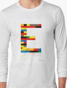 E Long Sleeve T-Shirt