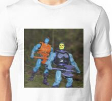 Masters of the Universe Classics - Battle Armor Faker & Skeletor Unisex T-Shirt
