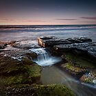 Sunrise at the Falls  by Jason Pang, FAPS FADPA