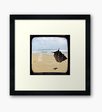 Longing to Return - TTV Framed Print