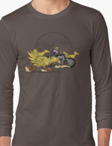 Jurassic Fantasy Long Sleeve T-Shirt