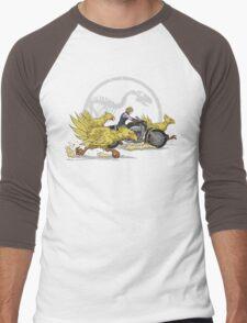 Jurassic Fantasy Men's Baseball ¾ T-Shirt