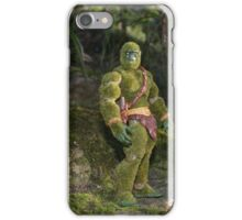 Masters of the Universe Classics - Moss Man iPhone Case/Skin