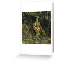 Masters of the Universe Classics - Moss Man Greeting Card