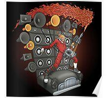 Doof Metal Poster