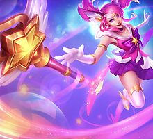 Star Guardian Lux by Flop23
