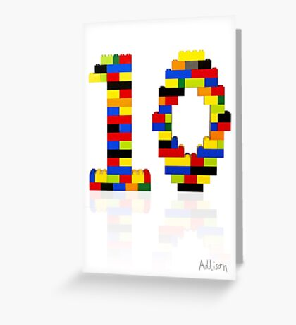 10 Greeting Card
