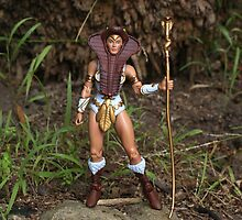 Masters of the Universe Classics - Goddess/Teela by GskullWarrior