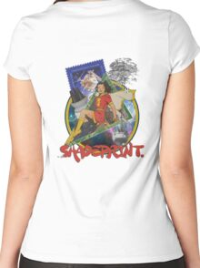 Max Marvellous 2. Women's Fitted Scoop T-Shirt