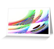Curves-Available As Art Prints-Mugs,Cases,Duvets,T Shirts,Stickers,etc Greeting Card