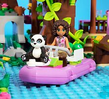 Panda Rescue by Addison