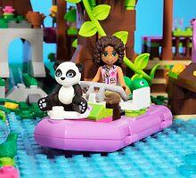 Panda Rescue by Addison