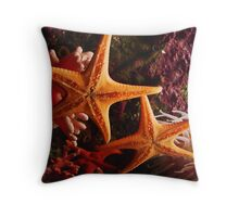 """Under The Sea"" Throw Pillow"