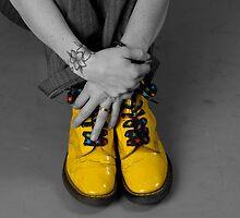 Yellow Docs by Clare Stuart-Adams