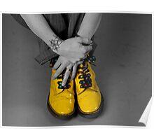 Yellow Docs Poster