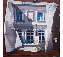 Bethesda Mural Photographic Print