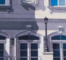 Bethesda Mural Sticker