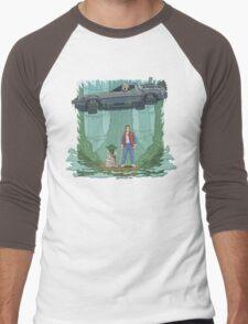 Back to the Swamp Men's Baseball ¾ T-Shirt