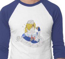 Fight Like A Girl - Zelda Men's Baseball ¾ T-Shirt