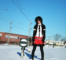 Hot in the Cold by Line Svendsen