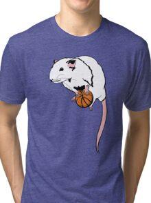 Basketball Rat Tri-blend T-Shirt