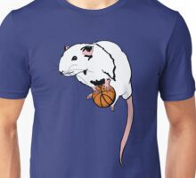 Basketball Rat Unisex T-Shirt