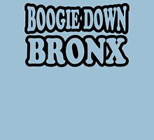 Boogie Down Bronx Womens Fitted T-Shirt