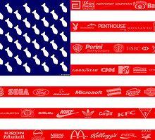 Corporate America by Poderiu ^