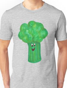Happy Broccoli Unisex T-Shirt