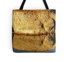 rockpool sunset Tote Bag