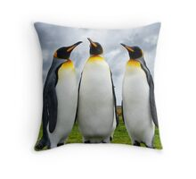 Executive Committee Throw Pillow