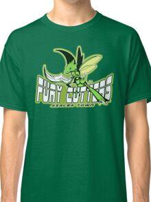 Azalea Town Fury Cutters: Scyther Sport Logo Classic T-Shirt