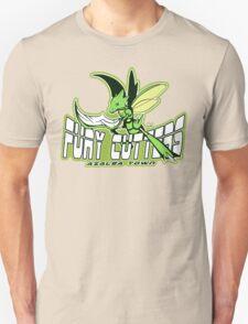 Azalea Town Fury Cutters: Scyther Sport Logo Unisex T-Shirt