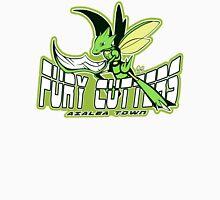 Azalea Town Fury Cutters: Scyther Sport Logo Men's Baseball ¾ T-Shirt